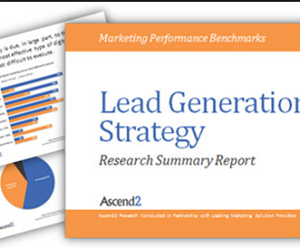 Ascend2 marketing report lead image