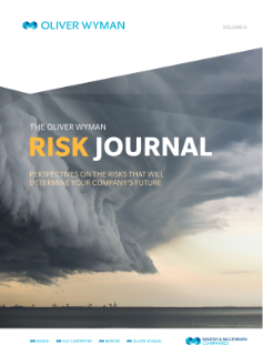 Oliver Wyman Risk Journal blog lead image