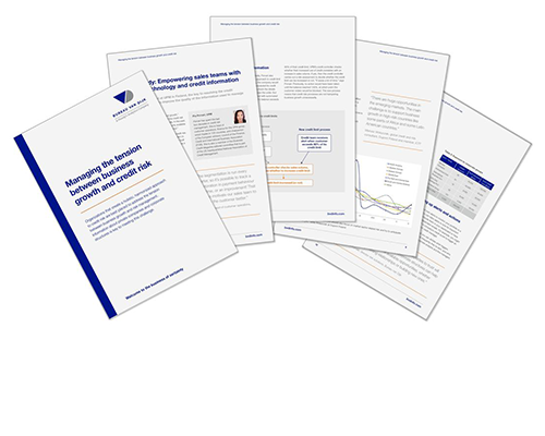 Image of whitepaper front pages fanned out