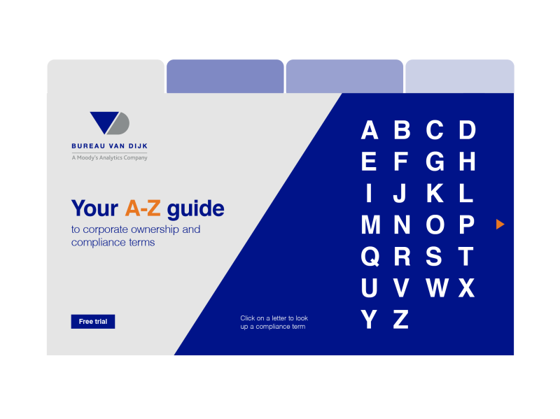 A-Z guide to corporate ownership and compliance terms