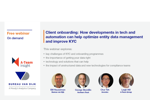 Screenshot from introduction slide of the webinar introducing the topic and speakers.