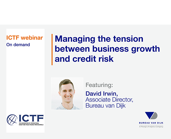 Managing the tension between business growth and credit risk