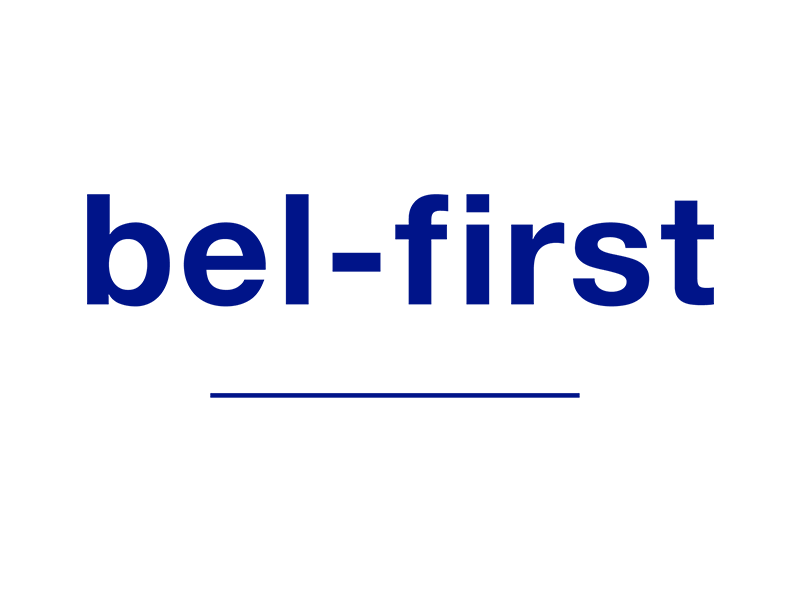 Bel-first logo