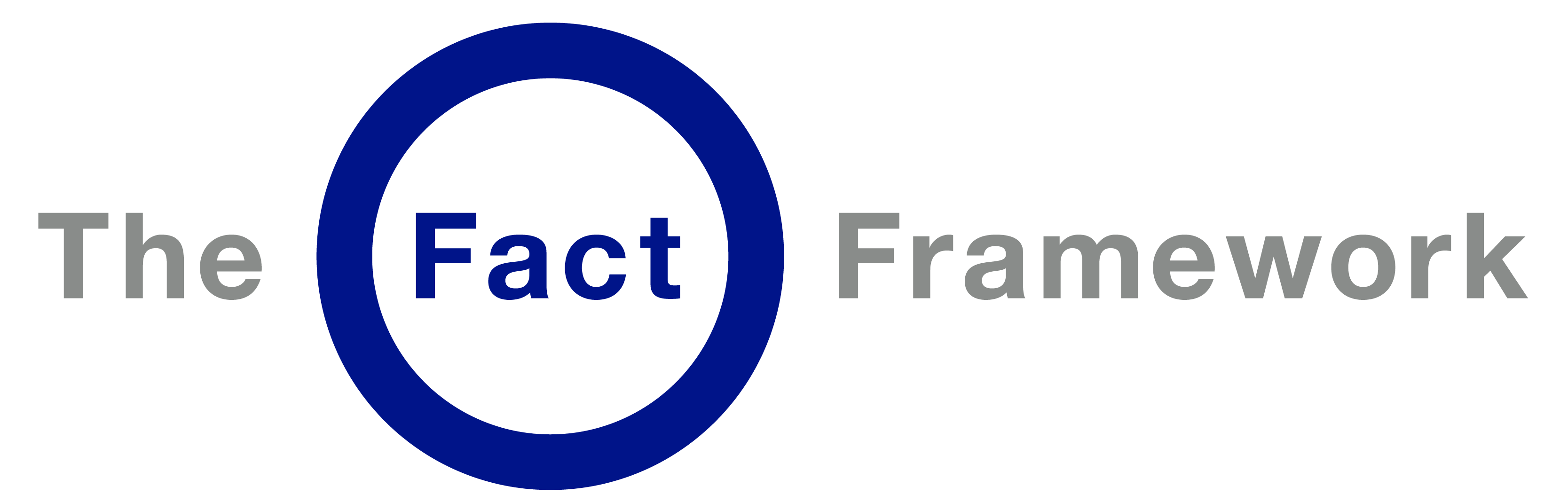 The Fact Framework logo